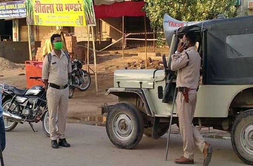 सूबेदार से सीधे संपर्क में रहे 70 लोगों की जांच के बाद स्वास्थ्य टीम ने किया गांवों का डोर टू डोर सर्वे