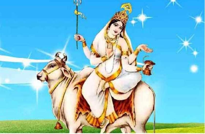 नवरात्रि के आठवें दिन होती है पूजा माता महागौरी की पूजा
