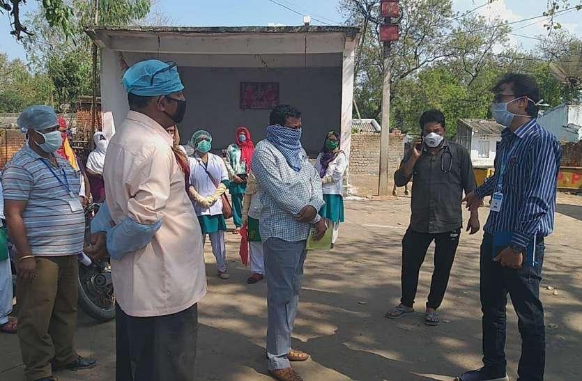 coronavirus: डब्ल्यूएचओ की टीम पहुंची, 14 दिन होमआइसोलशन में रहेंगे 350 लोग
