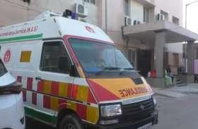 लोगों की जान बचाने को अपनी जान पर खेल रहे एम्बुलेंस कर्मचारी, सुरक्षा के नहीं कोई इंतजाम, काम ठप करने की दी चेतावनी