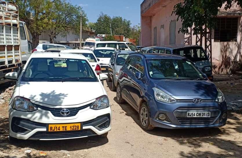 Lockdown violation: 130 चालकों के खिलाफ कार्रवाई, वाहन जब्त