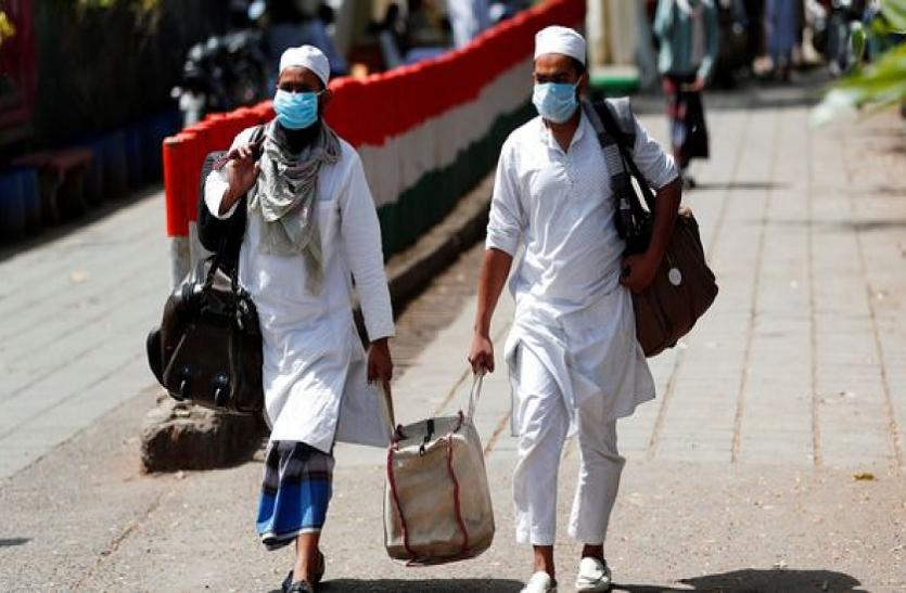 खुलासा: दिल्ली तबलीगी जमात से आंध्रा लौटे 14 लोग कोरोना पॉजिटिव, राज्य में संख्या बढ़कर 40