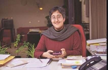 लॉकडाउन: आप विधायक आतिशी ने दिल्ली पुलिस से पूछा - तबलीगी जमात के खिलाफ समय रहते क्यों नहीं की कार्रवाई?