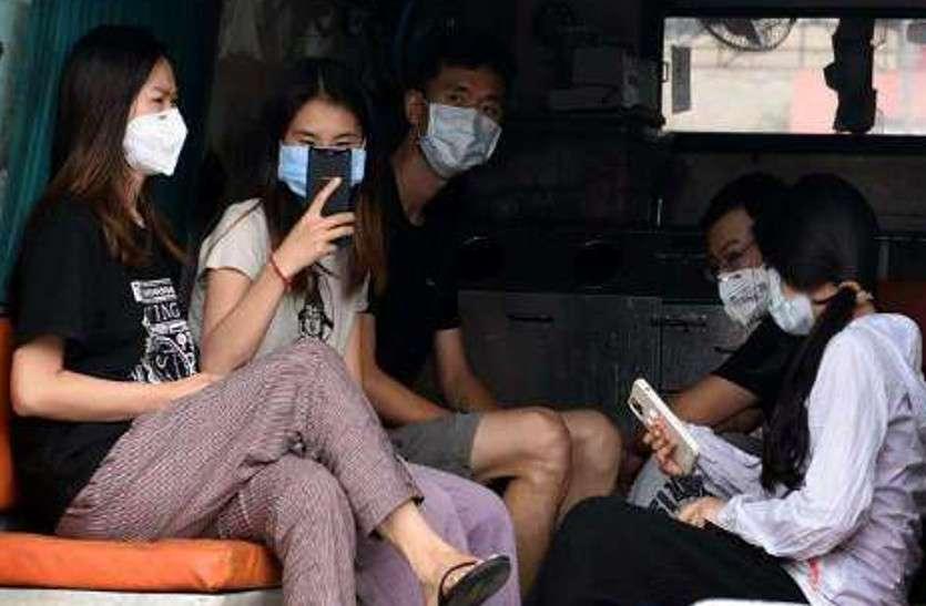 जयपुर में पांच चीनी नागरिकों के बारे में अब सामने आई ये बड़ी बात, आसपास का इलाका किया गया सेनेटाइज
