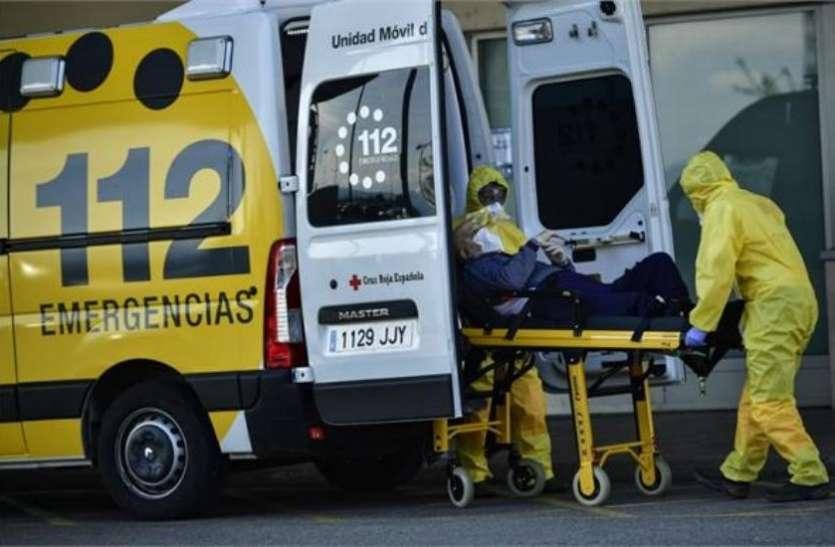 ब्राजील में कोरोना से मारने वालों का आंकड़ा दस हजार पार, संसद में शोक व्यक्त किया