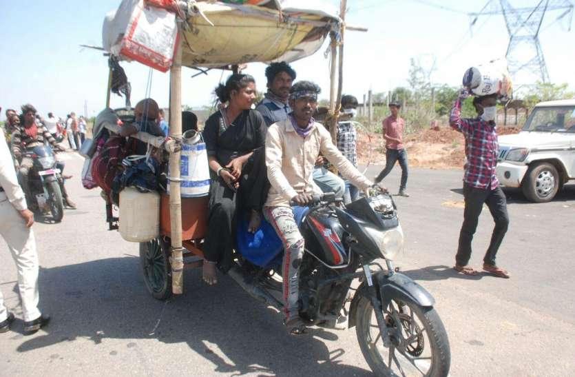corona (covid 19) : गुजरात-बिहार जा रहे लोगों का प्रशासन ने कराई स्क्रीनिंग, जानिए, कितने का हो चुका चेकअप, यह है रिपोर्ट