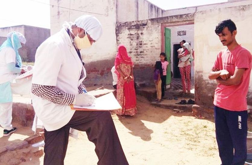 Tablighi Jamaat: चूरू में यूं पहुंचे तबलीगी जमात के लोग