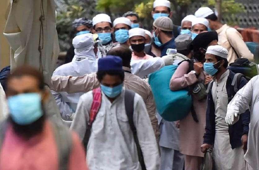Tabligi jamat: टोंक में तब्लीगी जमात मरकज निजामुद्दीन से लौटै लोगों को सआदत अस्पताल के आइसोलेशन वार्ड में किया भर्ती