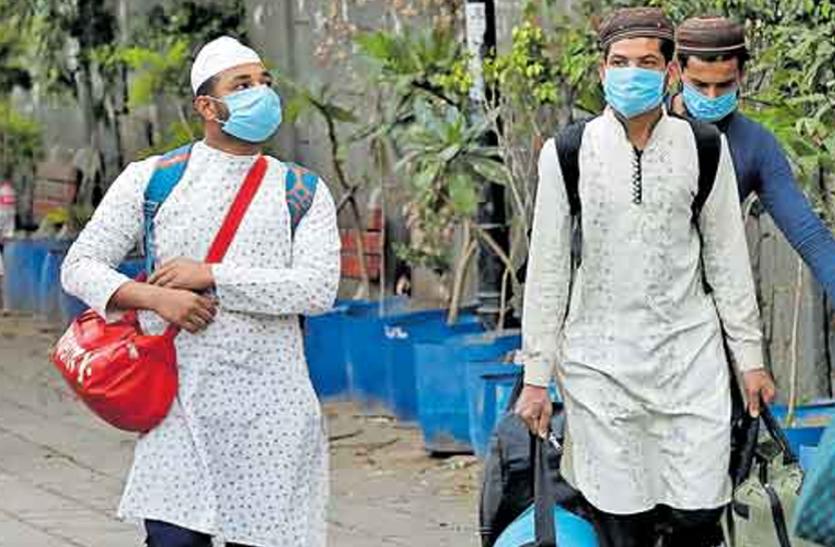 दिल्ली के निजामुद्दीन मरकज से लौटे 12 लोग बाड़मेर में मिले, किया आइसोलेट