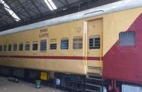 दक्षिण रेलवे473 स्लीपर कोच को आईसोलेशन वार्ड में बदलेगा