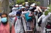 दिल्ली से लौटे विदेशी जमातियों के खिलाफ पांच जिलों में एफआईआर