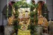 कामदा एकादशी पर मंदिरों में शुरू हुआ श्री रामलला का छठ उत्सव