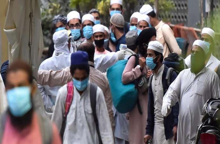 दिल्ली से लौटे तब्लीगी जमात के 13 सदस्यों को मेडिकल कॉलेज में किया गयाक्वारंटाइन
