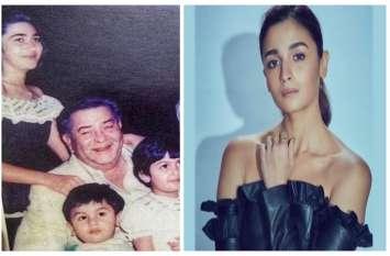 रणबीर कपूर की पुरानी तस्वीर को करिश्मा ने शेयर कर लिखा फैमिली मैटर्स, आलिया भट्ट ने किया रिएक्ट..