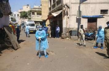 Gujarat: दिल्ली मरकज में गया भावनगर का युवक कोरोना पॉजिटिव