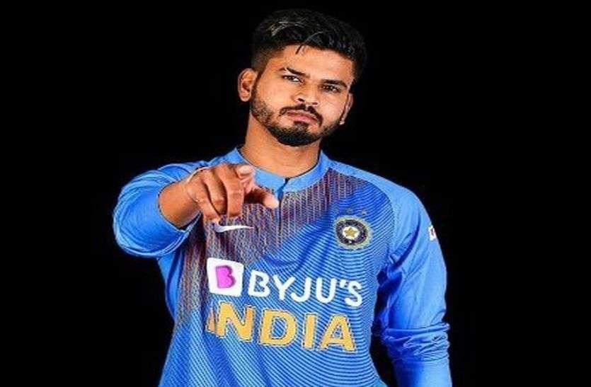 अच्छे प्रदर्शन के बावजूद अय्यर को नहीं मिली थी टीम इंडिया में जगह
