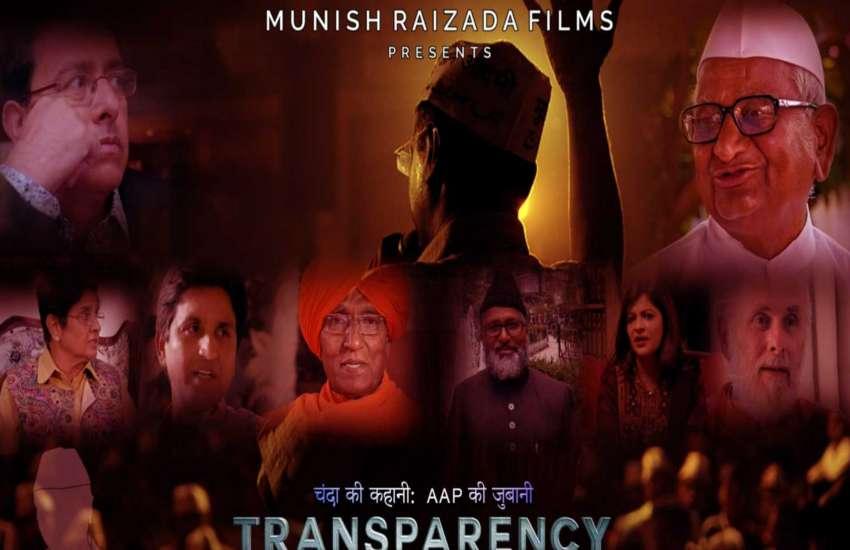 Transparency: Pardarshita