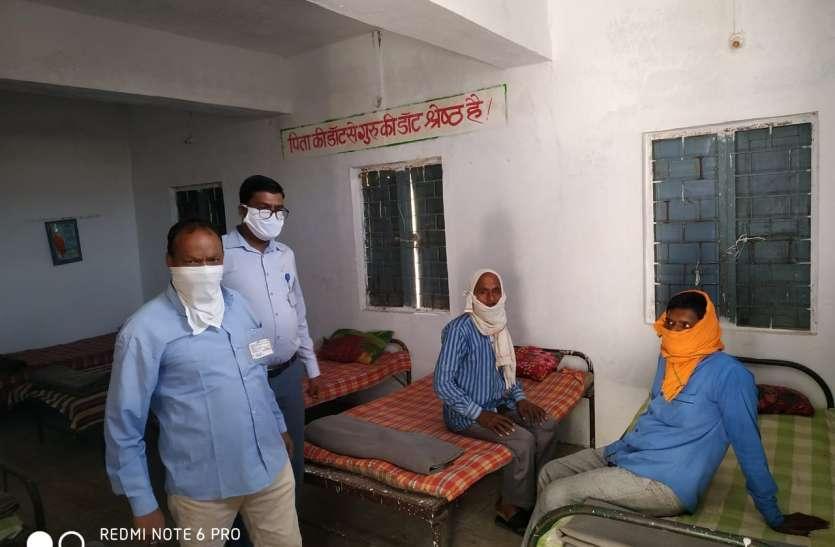 विदिशा और उदयपुर में रुकने के बाद पठारी के मस्जिद में 12 दिन तक रही दिल्ली की जमात