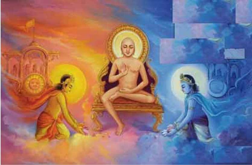 अज्ञानी जीव-अमृत में भी जहर खोज लेता है : भगवान महावीर स्वामी