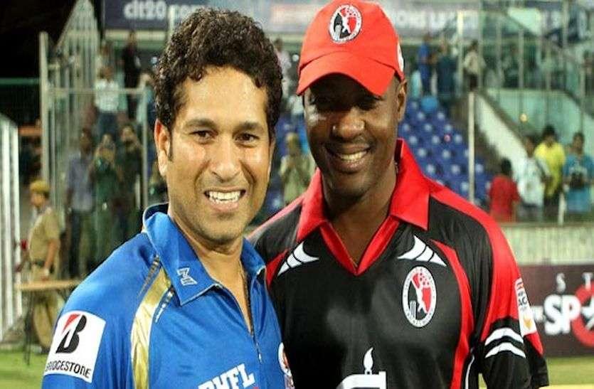 लारा ने सचिन की 241 रनों की पारी से जीवन में सीख लेने की दी सलाह
