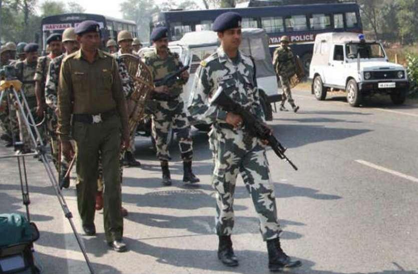 firing in bhind : youth dead in gun shot in madhya pradesh