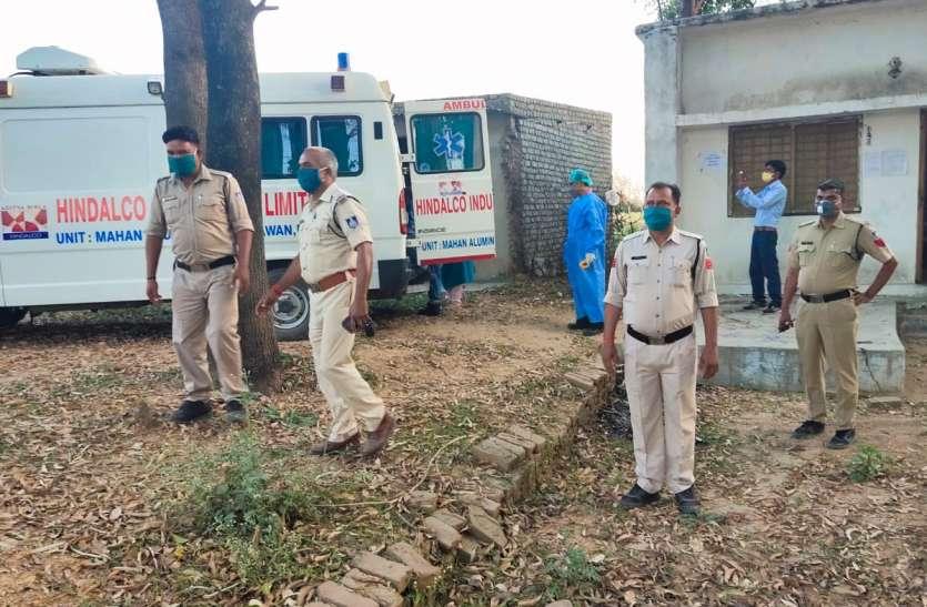 कोरोना को लेकर जब बरगवां पुलिस ने किया मॉक ड्रिल, फिर जानिए क्या हुआ
