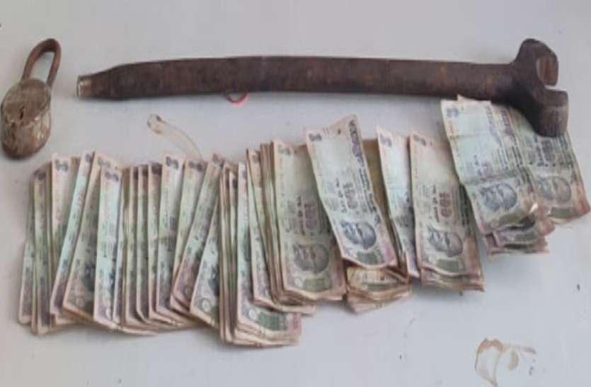 सोसायटी में चोरी करने वाला दो चोर पकड़ाया, 10 हजार 400 रुपए जब्त, ढेलवाडीह चोरी मामले में फुटेज खंगाल रही पुलिस