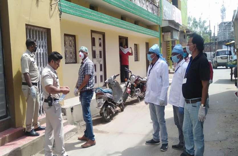 मरकज में शामिल तबलीगी के खुलासे के बाद उड़ी शासन-प्रशासन की नींद, 17 साथियों के साथ छुपा था कटघोरा में