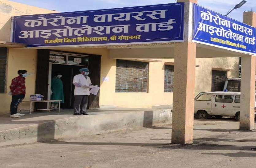 कोविड-19 संक्रमण की रोकथाम व प्रभावी व्यवस्था व मॉनिटरिंग के लिए डॉ.बराड़ व सैनी को प्रभारी लगाया