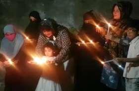 मुस्लिम महिलाओं ने दीये जलाकर संकल्प में की भागीदारी, कहा- एकजुटता से कोरोना से मुक्ति पाने में मिलेगी सफलता