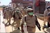 बरेली में लॉकडाउन का पालन कराने गई पुलिस पर हमला,45 गिरफ्तार