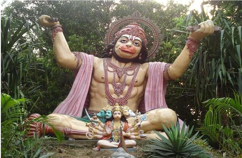 हनुमान जयंती 8 अप्रैल : अपने घर में ही इस शुभ मुहूर्त में ऐसे करें हनुमान लला का पूजन