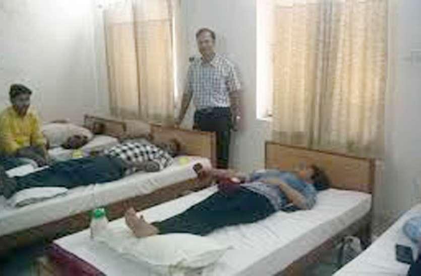 लॉक डाउन के दौरान जिले मे बढे सर्दी, खांसी के मरीज