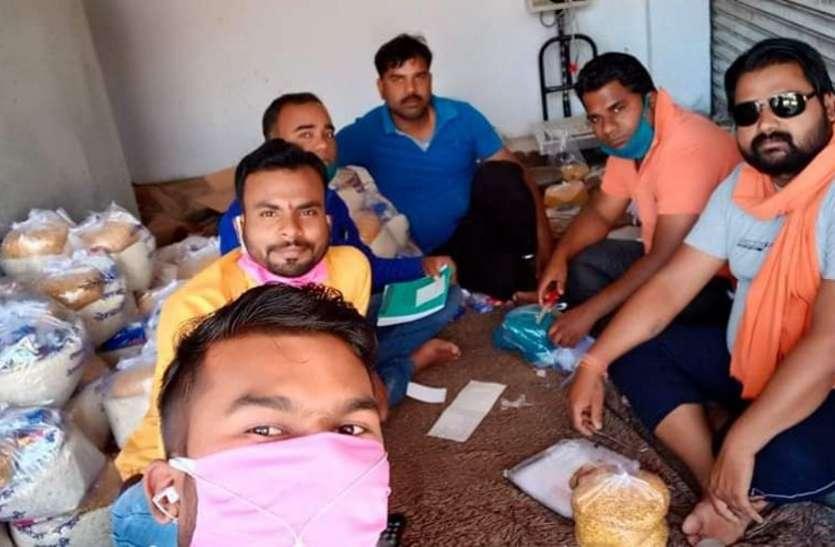 लॉकडाउन : गांवों में जरूरतमंदों के लिए शहडोलिया ग्रुप ने बढ़ाया कदम