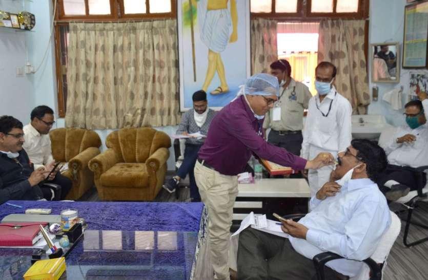 खंडवा के लिए राहत की खबर, 11 लोगों की रिपोर्ट आई नेगिटिव