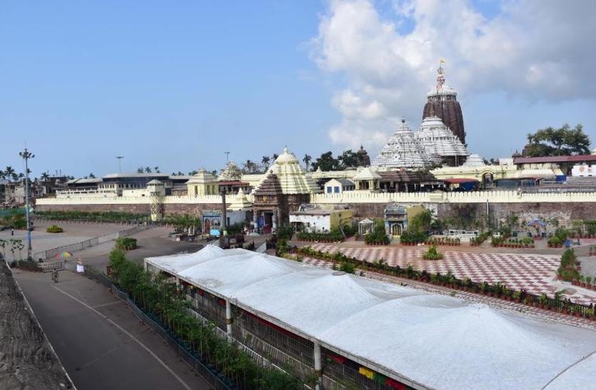 Puri Jagannath Rath Yatra 2020