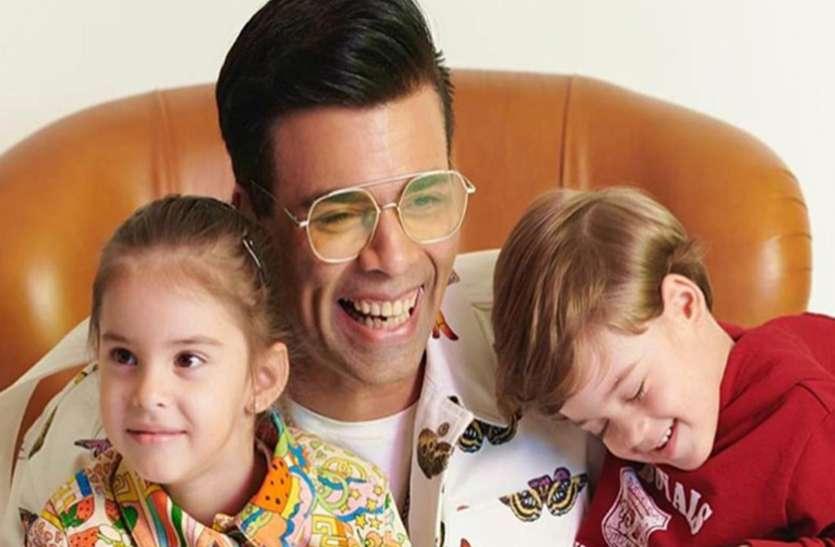 ओएमजी! करण जौहर के बच्चों को खाना चाहती हैं ये एक्ट्रेस, सोशल मीडिया पर जाहिर की इच्छा