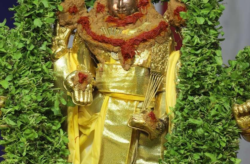 128  साल पहले भी बंद हुआ था तिरुपति बालाजी का मंदिर