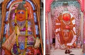 तुम रक्षक काहू को डरना... बांसवाड़ा शहर के पांचों मार्गों पर स्थापित है महावीर हनुमान, देखें तस्वीेरें...