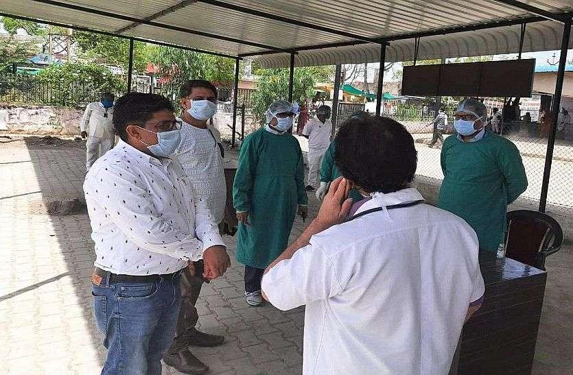 टीम स्प्रीट से मेडिकल टीम के काम करने से आ रहे है अच्छे परिणाम. डा सिंह