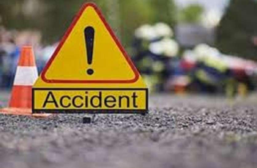 दुर्घटना में घायल व्यक्ति की हुई मौत, मामले ने पकड़ा तूल