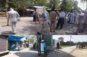 खैराबाद इलाके में दो और कोरोना मरीजों की पुष्टि होने से मचा हड़कंप, सीतापुर में कुल 10 संक्रमित