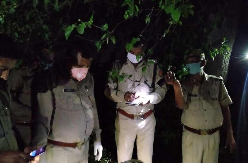 हापुड़: जंगल में मिला युवक का शव, विभाग अलर्ट