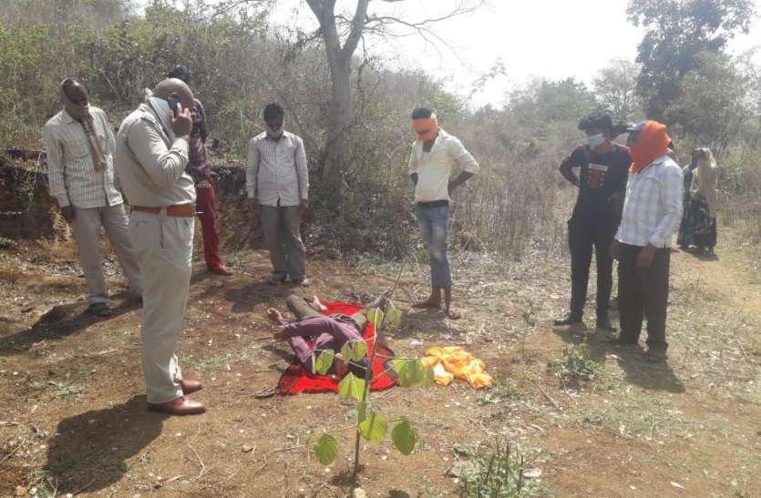 suicide:मां की साड़ी का फंदा लगाकर युवक ने की आत्महत्या