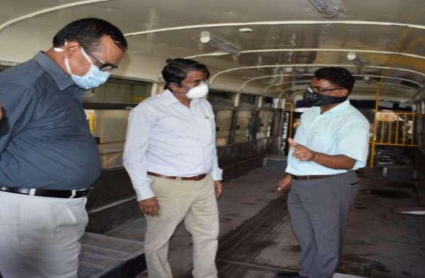 कोविड-19 से यात्रियों को बचाएगी यह बस