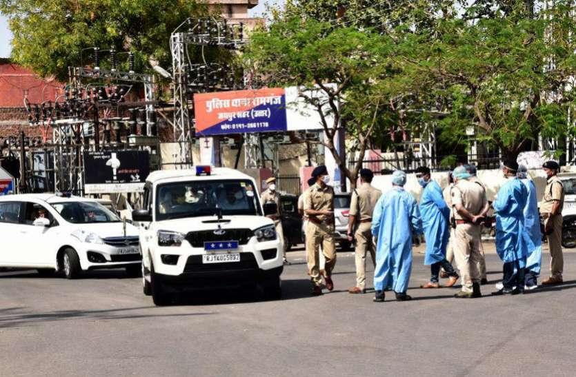 जयपुर में माणक चौक के बाद अब रामगंज थाने का हैड कांस्टेबल भी कोरोना पॉजिटिव, 33 पुलिसकर्मी क्वारेंटाइन