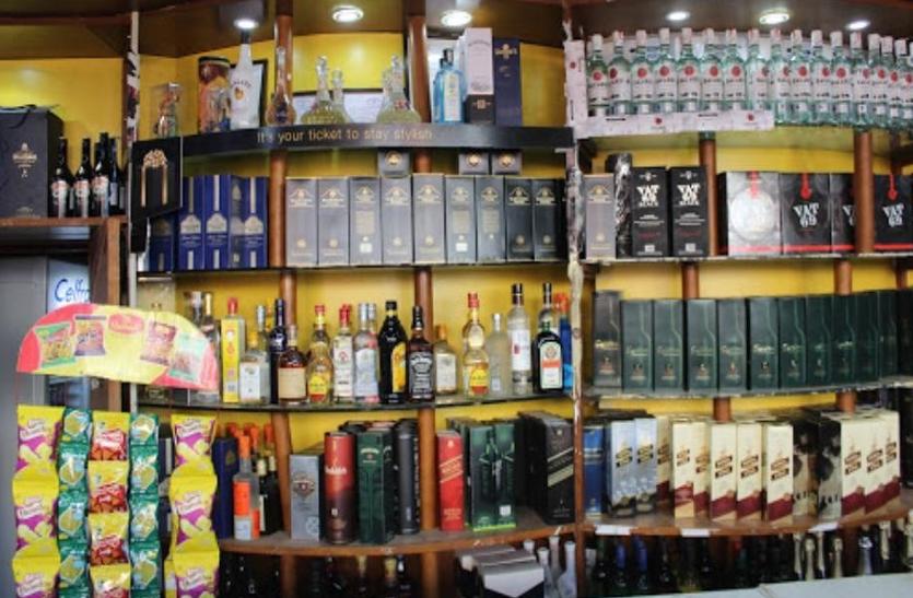 लॉकडाउन के बीच मेघालय और असम में खुलेंगी शराब की दुकानें