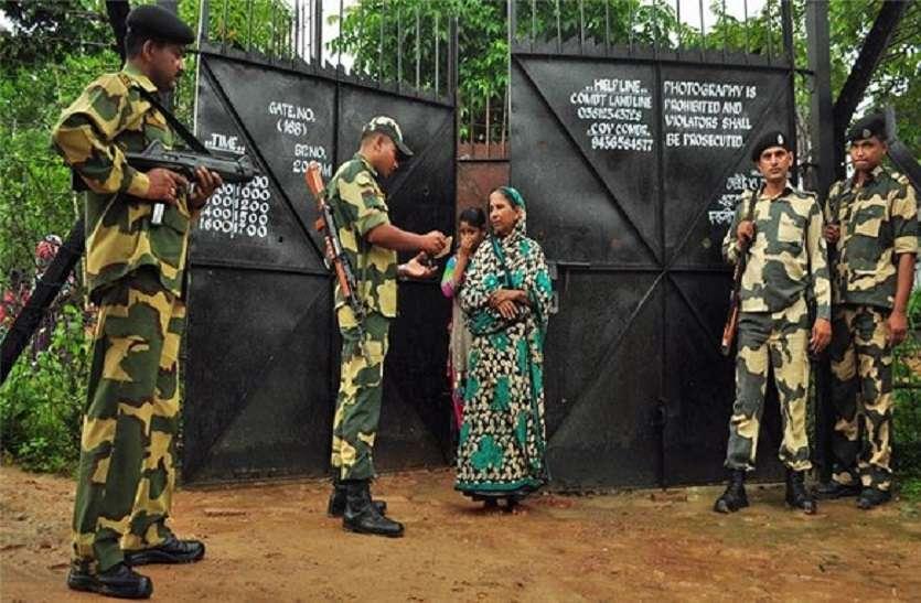 भारत-बांग्लादेश सीमा पर भगवान भरोसे हैं 3 हजार भारतीय