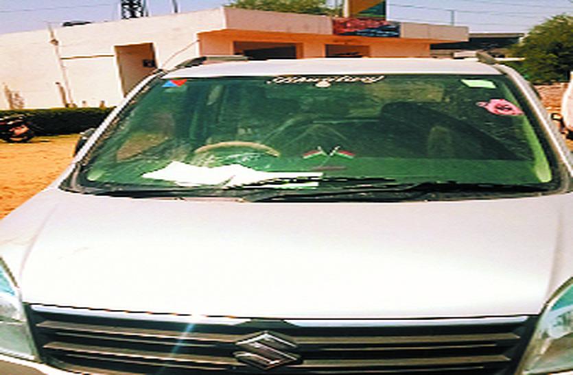 इस महंगी कार में कर रहा था सेना कैंटीन की शराब की तस्करी, पुलिस ने दबोचा