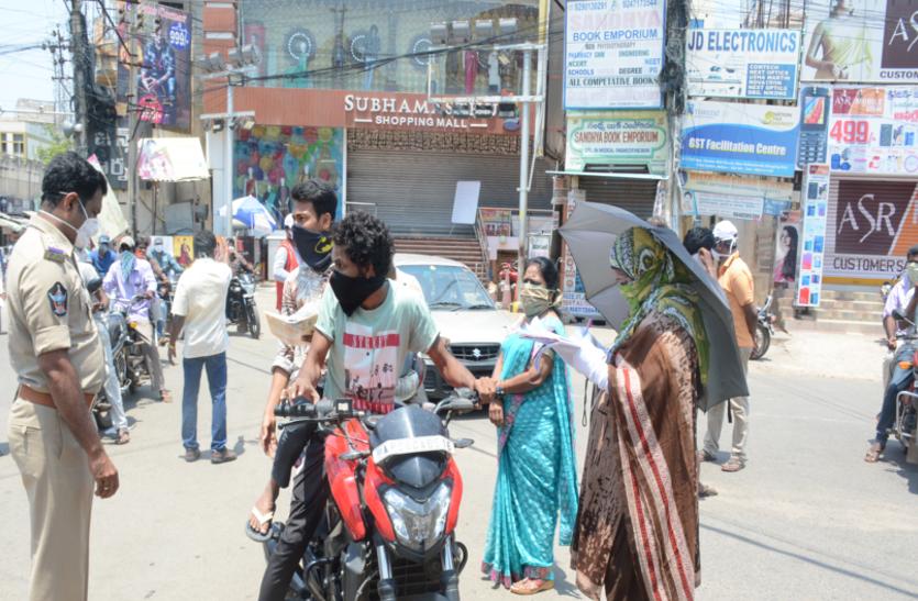 आंध्र प्रदेश में 572 हुईं Coronavirus मरीजों की संख्या, लॉकडाउन तोड़ने वालों के खिलाफ सख्त कार्रवाई